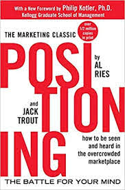 Positioning The Battle For Your Mind By Jack Trout Al Ries Philip Kotler The Rabbit Hole